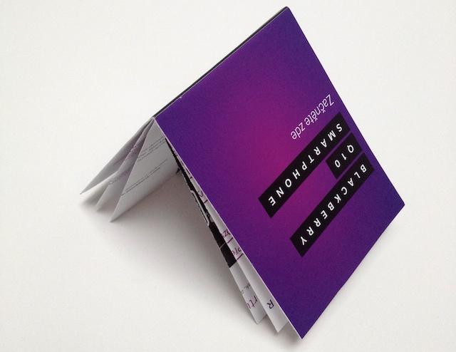 Produktová brožura