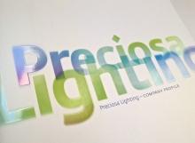 Tisk brožury Preciosa Lightning