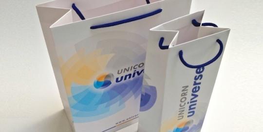 Unicorn firemní tašky