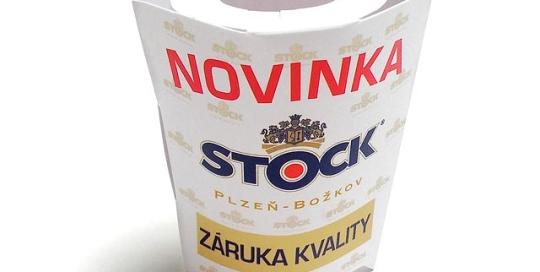 Upoutávka na láhve STOCK