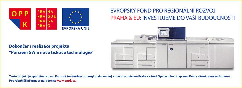 Praha - Konkurenceschopnost, projekt tiskárny AF BKK