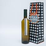 Visačka na láhev a firemní taška