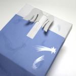 Box má zámeček ve tvaru andělských křídel